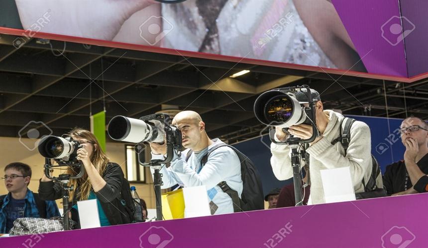 Photokina Fotoğrafçılık Fuarı