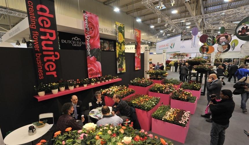 IPM Çiçekçilik Fuarı