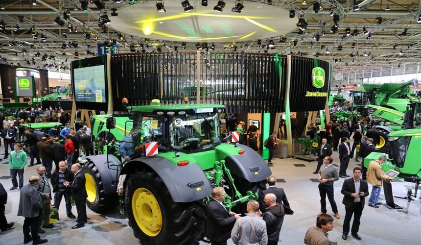 Agritechnica Tarım Makine Fuarı