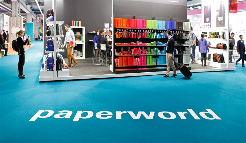 Paperworld Matbaa Tekstil Fuarı