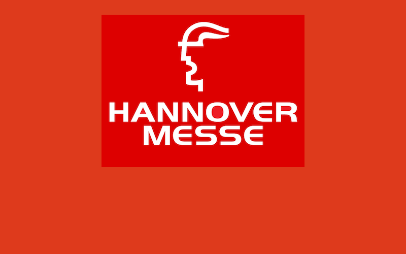 Hannover Messe Sanayi